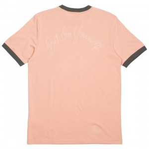 Puma x Emory Jones Men Bet On Yourself Tee (pink / dusty coral)