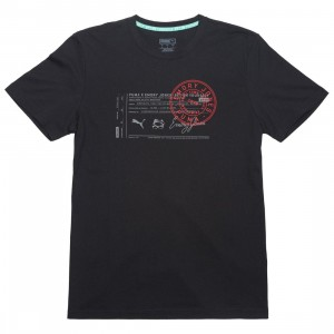 Puma x Emory Jones Men Small Town Big City Tee (black)