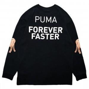 Puma Men Rhuigi Long Sleeve Tee (black)