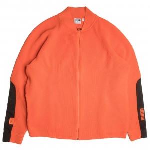 Puma x Central Saint Martins Mens Chunky Evo Knit Sweater (orange)