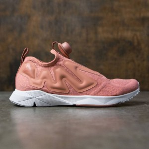 Reebok Men Pump Supreme (gray / rustic clay / white)