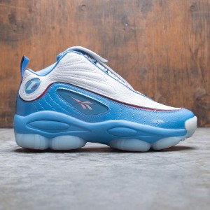 Reebok Men Iverson Legacy (blue / athletic blue / white / red)