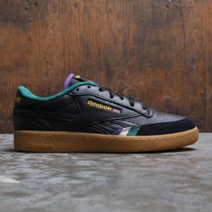 Reebok x Bronze 56K Men Club C Revenge (black / panton)