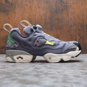 Reebok x Tom And Jerry Men InstaPump Fury OG MU (gray / cold grey / hero yellow / black)