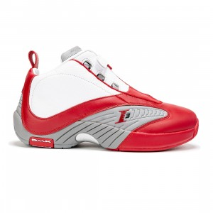 Reebok Men Answer IV (red / flash red / white / mgh solid grey)