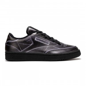 Reebok x Maison Margiela Men Club C Trompe L'Oeil (black / true grey / white)