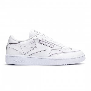 Reebok x Maison Margiela Men Club C Trompe L'Oeil (white / black)