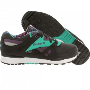 Reebok Men Ventilator WB (black / purple / teal)