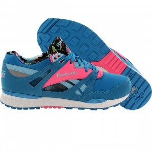 Reebok Men Ventilator WB (blue / pool / pink)