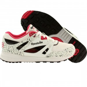 Reebok Men Ventilator Vintage - Magenta Pink (gray / chalk / snowy grey)