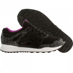 Reebok Men Ventilator Reflective (black / white / aubergine)