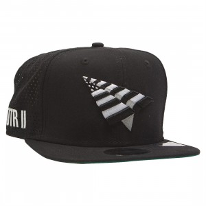 Paper Planes The Crown 2 Snapback Cap (black)