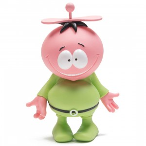 Ron English Qhrist Vinyl Figure (pink)