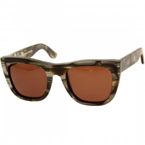 Super Sunglasses Gals Acqua Santa (blue / tortoise)