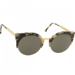 Super Sunglasses Lucia (gold / puma)