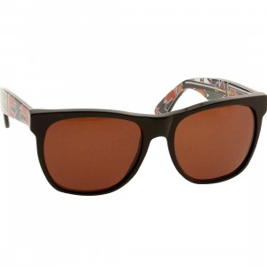 Super Sunglasses Basic Ndebele (black)