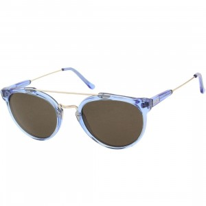 Super Sunglasses Giaguardo (blue / bright blue)
