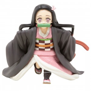Sega Demon Slayer Kimetsu no Yaiba Little Nezuko Kamado SPM Figure (pink)
