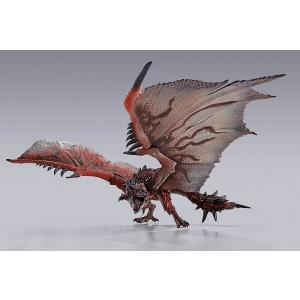PREORDER - Bandai S.H.MonsterArts Monster Hunter Rathalos Figure (red)