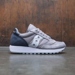 Saucony Women Jazz Original (gray / navy)