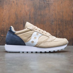 Saucony Men Jazz Original (tan / navy)