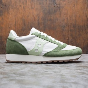Saucony Men Jazz Original Vintage (green / white / seafoam)
