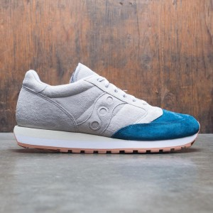 Saucony Men Jazz Original (gray / teal)