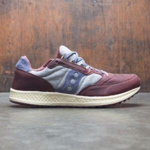 Saucony Men Freedom Runner (brown / gray / blue)