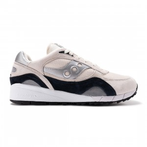 Saucony Men Shadow 6000 (silver / antique silver)