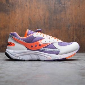 Saucony Men Aya (purple / orange)