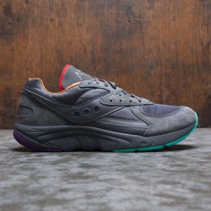 Saucony x Raised By Wolves Men Originals Aya OG Asphalt Jungle (gray)