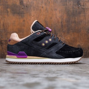 Saucony x Lapstone And Hammer Men Courageous Moc - Two Rivers (black)