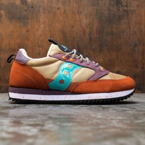 Saucony Men Jazz Original (brown / curry / ginger)