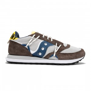 Saucony Men Jazz DST (gray / navy)