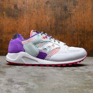 Saucony Men Jazz 4000 - Boston Children's Hospital Run For Good (white / multi)