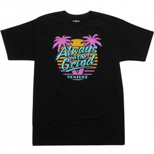 Venture Spring Break Tee (black)