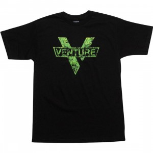 Venture Homegrown Premium Tee (black)