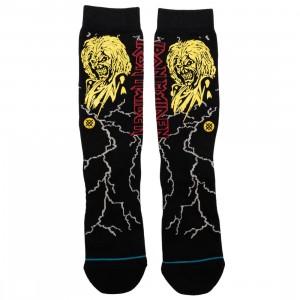 Stance x Iron Maiden Men Night City Socks (black)
