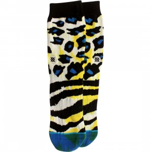 Stance Kids Hide Boys Socks (yellow) 1S