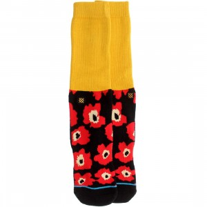 Stance Don James Socks (yellow)