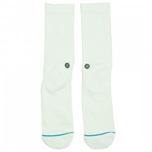 Stance Men Icon Socks (green / mint)