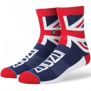 Stance Men The Queen Socks (navy)