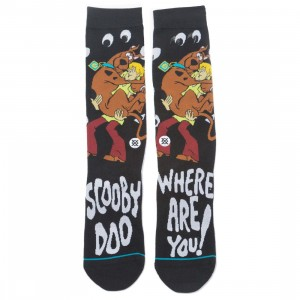 Stance x Scooby Doo Men Where Are You Socks (black)