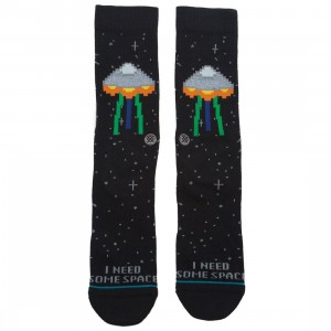 Stance Men I Need Some Space Socks (black)