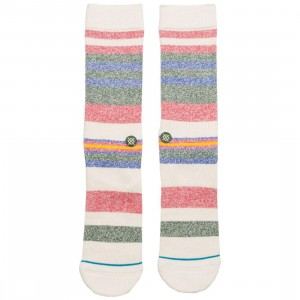 Stance Men Munga Socks (white / natural)