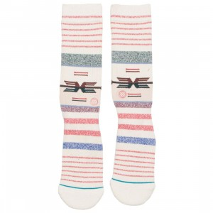 Stance Men Nambung Socks (white / natural)