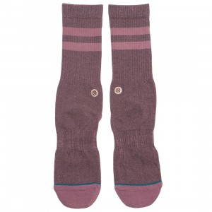 Stance Men Joven Roses Socks (gray / smoke)