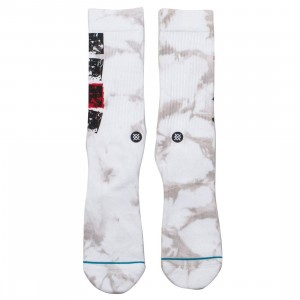 Stance Men Respect The Elders Socks (white)