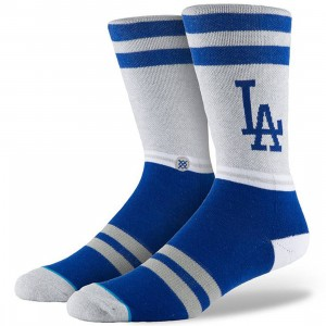 Stance x MLB Men Los Angeles Dodgers Socks (navy)