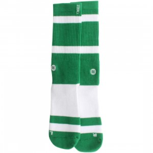 Stance Boston Socks (green)